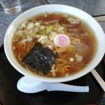 ヤマキ馬肉ラーメン -