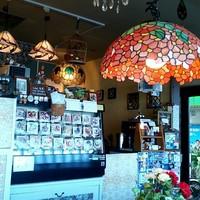 カフェ ド アルミロ-店内