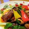 琉華菜苑 - 料理写真:県産黒毛和牛肩肉のチャイニーズチャップソース