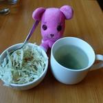 亜登里絵 - スープ&サラダ