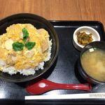 旅するどんぶり屋 - 親子丼 ¥800- (2018.2.14)