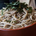 刀屋 - 料理写真:蕎麦