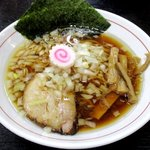 和風鰻麺八幡屋 - 料理写真:濃口中華そば!