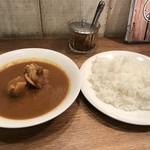 CLOVE - タマネギ丸ごとスパイシーカレー(鶏)