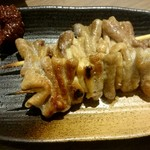 炭火串焼 鶏ジロー -