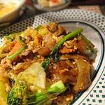 タイレストラン Smile Thailand - もちもち生麺のパッシーユ