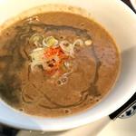 らぁ麺 紫陽花 - 濃厚つけ麺
