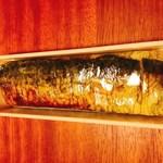 金沢玉寿司 - 焼き鯖寿司