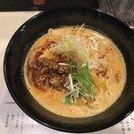 四川担々麺 いぶし銀 - 担々麺 からさ2 しびれ2
