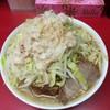 ラーメン二郎 - 料理写真:大ラーメン※ニンニク少し、アブラ