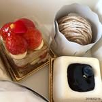 ミルグレイ - ケーキ