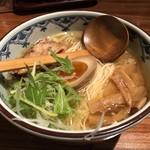 銀座梵天 - 和風ラーメン
