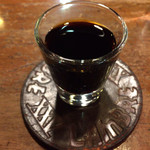 カフェ・ド・ランブル - ウォーター・ドリップ (水出しコーヒー) ダブル