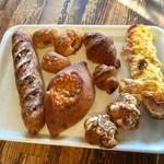 こんがりパン工房 - 料理写真:今回購入したパン