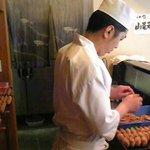 三幸寿司 - 岩手県大槌町へ稲荷寿司1000個、ひじき煮20K届けました!