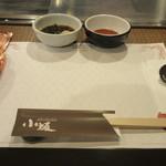 ステーキハウス小坂 - 8500円(税別)のステーキディナーを