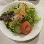 ステーキハウス小坂 - サラダ
