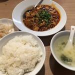 80970697 - 麻婆豆腐定食