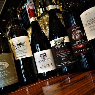 イタリアで探した家族経営ワイナリーのワイン
