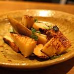 高太郎 - 筍 木の芽醤油焼