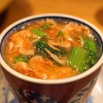 高太郎 - 桜海老と白子茶碗蒸し