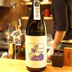 高太郎 - 玉栄 純米吟醸 きらきら とんぼ