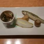 北新地 魚菜 まさ志 -