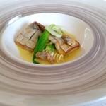 キュイジーヌフランセーズ サンセリテ - 太刀魚のポワレ