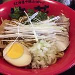 北海道十勝らーめん 木の葉 - 料理写真:十勝醤油油そば