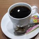 レストラン ベレール - 1802_レストラン ベレール大阪空港_ホットコーヒー@200円