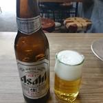 きらく - 瓶ビール小❗