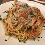 Il Paradosso - 丸ごと渡り蟹のトマトクリームスパゲッティ
