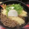 麺家 - 料理写真:天ぷらそば
