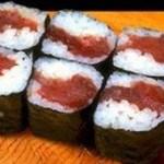 栄寿司 - 鉄火巻