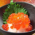 栄寿司 - いくらおろし