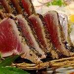 栄寿司 - かつおのたたき