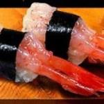 栄寿司 - 甘エビ
