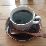喫茶 アメノコヤネ - 深入りブレンド 2018年2月