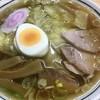 中華そば 富士屋 - 料理写真:わんたん麺(770円)