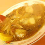 十八番 - 中華丼 770円