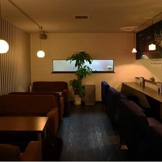 ☆おしゃれな雰囲気☆に思わず入ってみたくなるカフェ♪