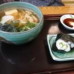 末廣 - うどんセット(750円)