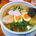 麺や鸞 - 料理写真:味玉中華そば