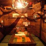 塔手夢歩尾瑠の館舟 - 完全個室のインディアン小屋