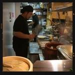 175°DENO担担麺 - 店内