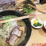とっとこ - 料理写真:らぁ麺定食4 \900円