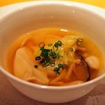 洋食の店 橋本 - スープ