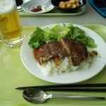 スカイドームレストラン -