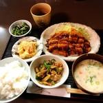 家庭料理の味 花のれん - 料理写真: