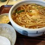 吉田麺業 - 料理写真:みそきし